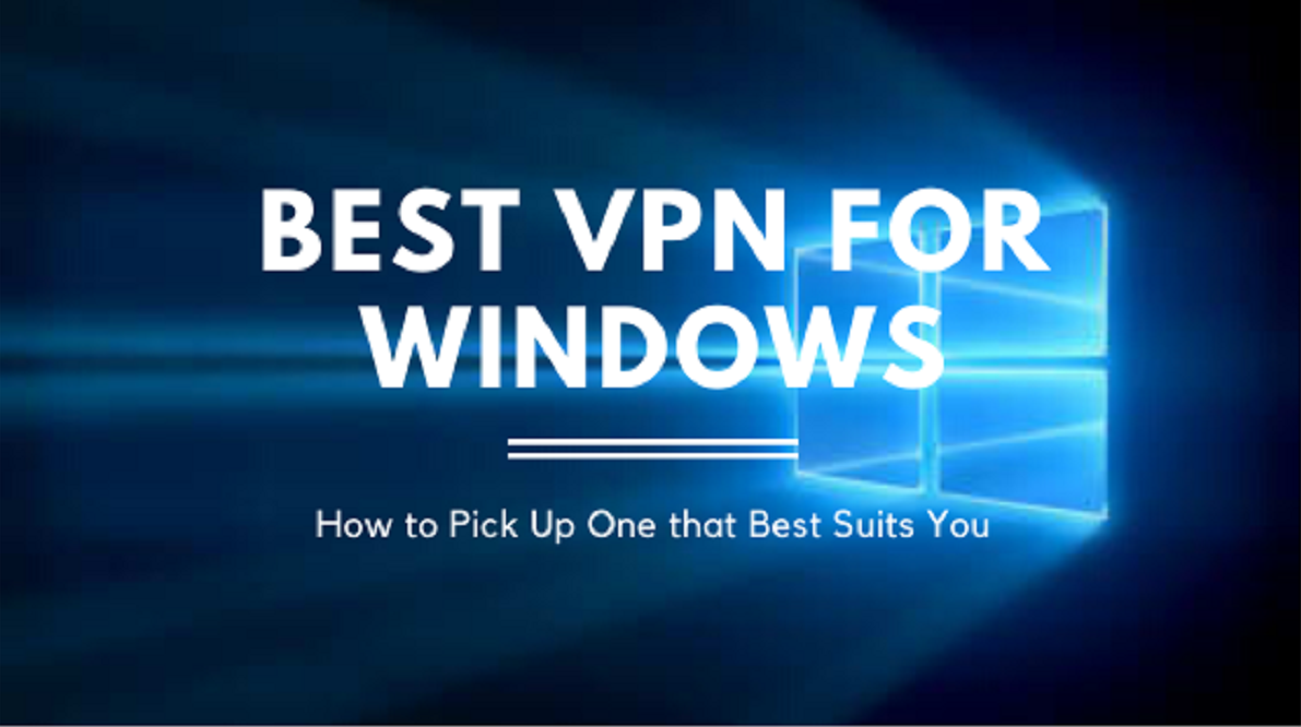 best vpn for windows