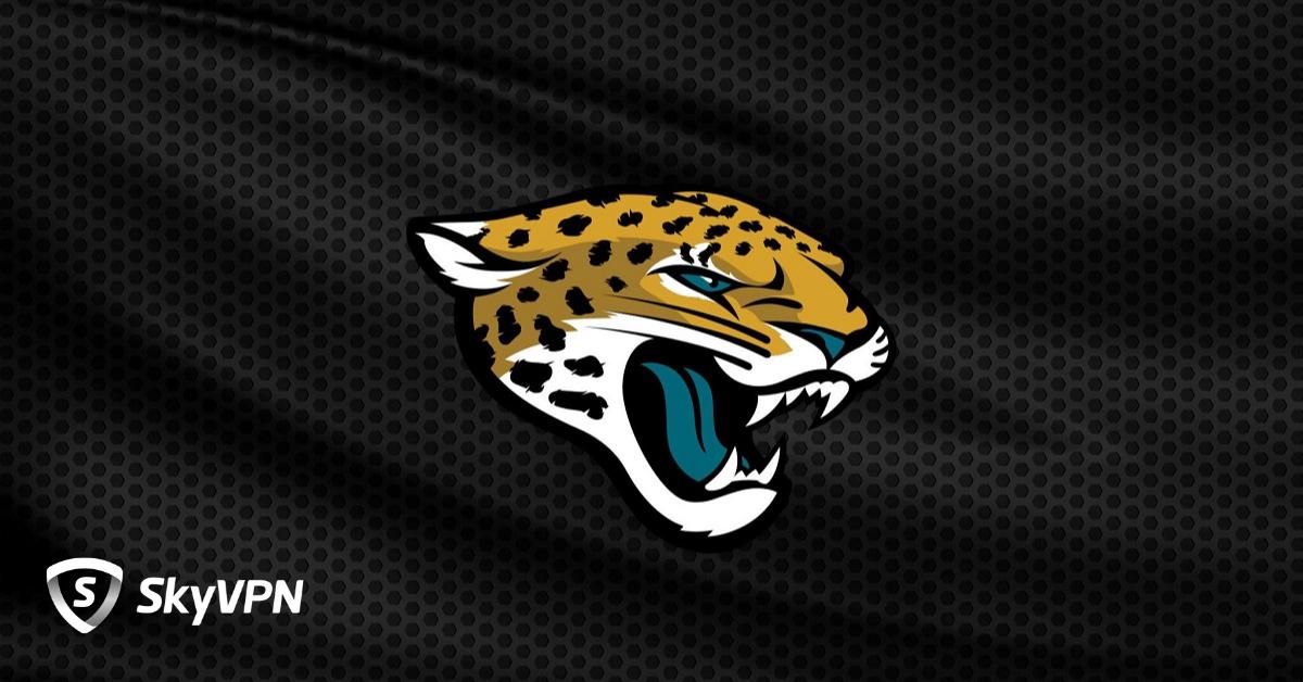 How to Live Stream NFL Jacksonville Jaguars Games Online